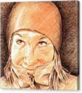 Jenny 2 Canvas Print