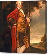 Jeremiah Milles, 1780-83 Canvas Print