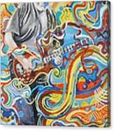 Jerome 8 Canvas Print
