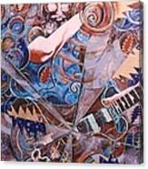 Jerome Five Canvas Print