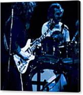 Jerry And Billy At Winterland 2 Canvas Print