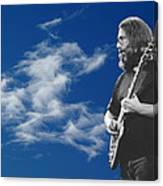 Jerry And The Dancing Cloud Canvas Print