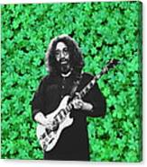 Jerry Clover 1 Canvas Print