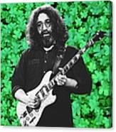 Jerry Clover 4 Canvas Print