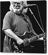 Jerry Garcia Band Canvas Print