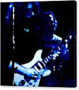 Jerry Rocks 2 Canvas Print