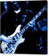 Jerry Rocks Canvas Print