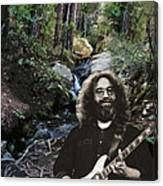 Jerry's Mountain Music 13 Canvas Print