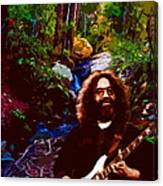 Jerry's Mountain Music 3 Canvas Print
