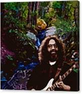 Jerry's Mountain Music 7 Canvas Print