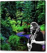 Jerry's Sunshine Daydream 2 Canvas Print