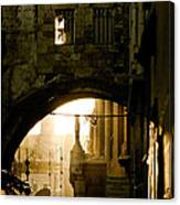 Jerusalem - The Holy City Canvas Print