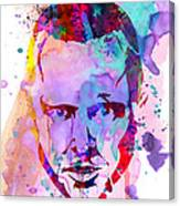 Jesse Breaking Bad Watercolor Canvas Print