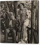 Jessie Tarbox Beals(1870-1942) Canvas Print