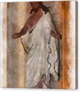 Jesus Photo Art Canvas Print
