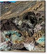 Jewel  Tones Canvas Print