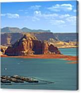 Jewel In The Desert - Lake Powell Canvas Print