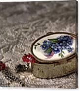Jewelry Canvas Print