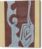 Jewish Motif Canvas Print