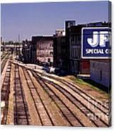Jfg Special Canvas Print