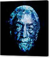 Jiddu Krishnamurti Canvas Print