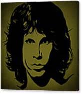 Jim Morrison  Canvas Print