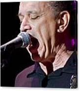 Jimmie Vaughan Sings The Blues Canvas Print