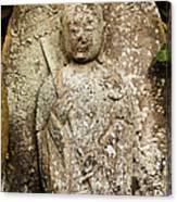 Jizo Bodhisattva Canvas Print