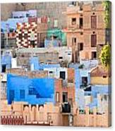 Jodhpur - Rajasthan - India Canvas Print