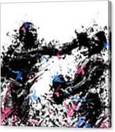 Joe Frazier Canvas Print