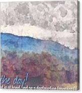 Joel 1 15 Canvas Print