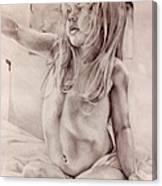 Joey Canvas Print