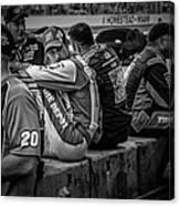 Joey Lagono  Canvas Print