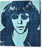 Joey Ramone Canvas Print