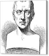 Johann Kaspar Spurzheim Canvas Print