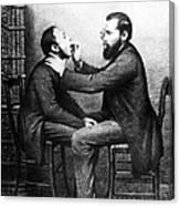 Johann Nepomuk Czermak (1828-1873) Canvas Print