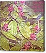 John 15 18 Canvas Print