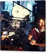 John Carpenter In Escape From New York  Canvas Print