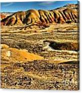 John Day Oregon Landscape Canvas Print