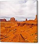John Ford's Point Canvas Print