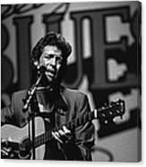 John Hammond Blues Canvas Print
