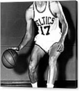 John Havlicek Of The Boston Celtics 1960s Canvas Print