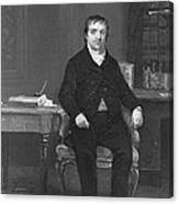 John Jacob Astor Canvas Print