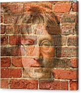 John Lennon 2 Canvas Print