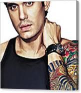 John Mayer Artwork  Canvas Print