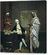 John Mowbray Canvas Print