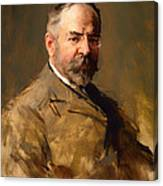 John Philip Sousa Canvas Print