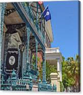 John Rutledge House Canvas Print