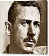 John Steinbeck American Author Circa 1938 Canvas Print