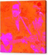 Johny Cash 3 Canvas Print